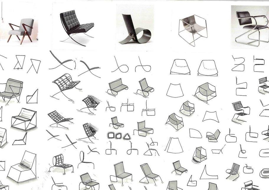 Design analysis and generation of design ideas