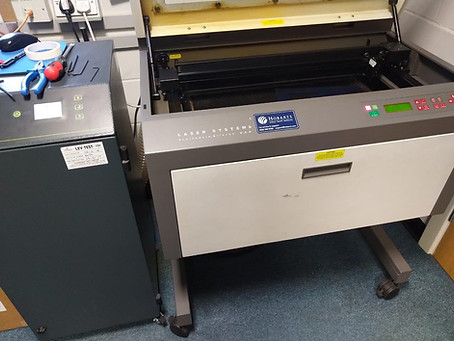 Laser cutter for prototyping & smaller scale outcomes