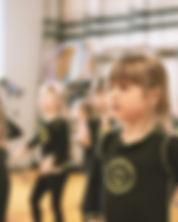 女子バレエクラス
