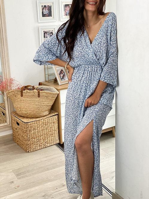 Robe Eva Bleu