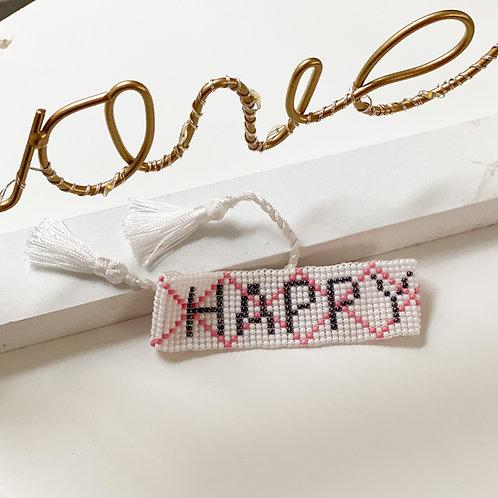 Bracelet Happy