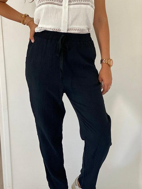 Pantalon Gaby Noir