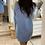 Thumbnail: Robe/Tunique Sandra Bleu
