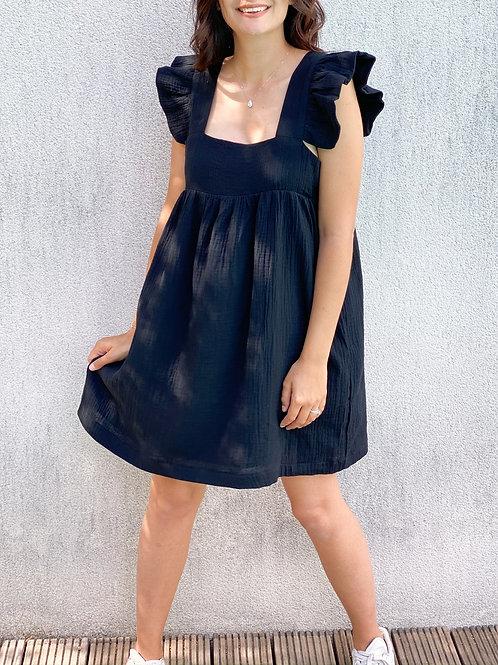 Robe Marie Noire