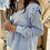 Thumbnail: Blouse Tania Bleu
