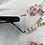 Thumbnail: Bijoux de telephone Anna Blanc