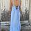 Thumbnail: Robe Melina bleu