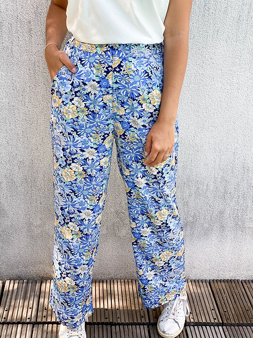 Pantalon Tonya Bleu