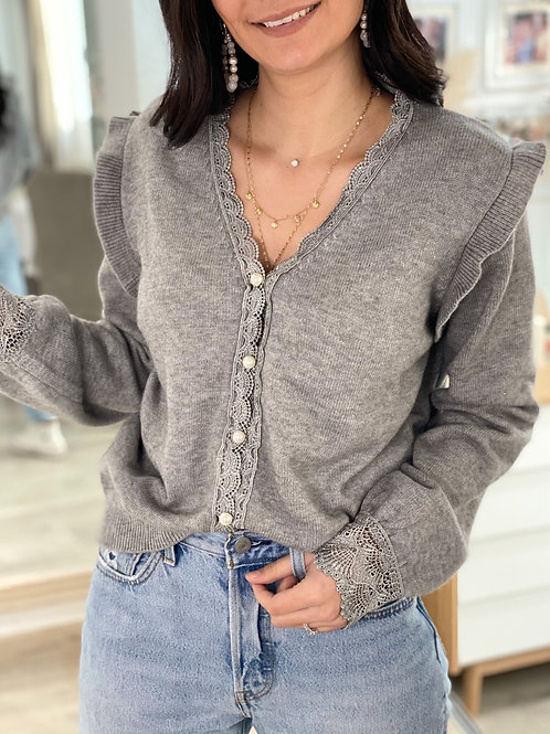 Pull Mael Gris