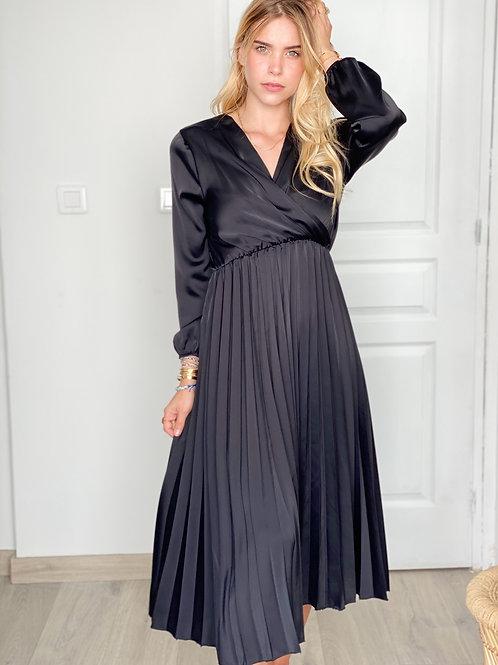 Robe Leslie Noir