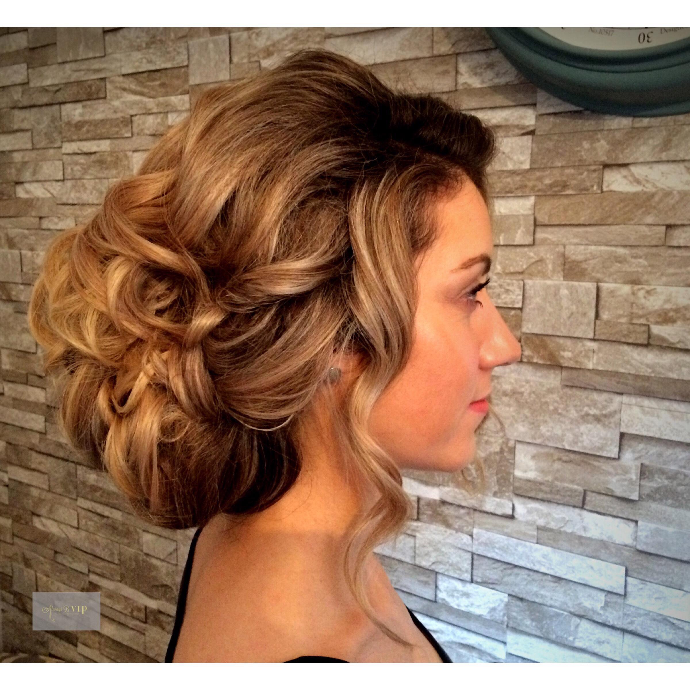 Elegant Occasion Hair