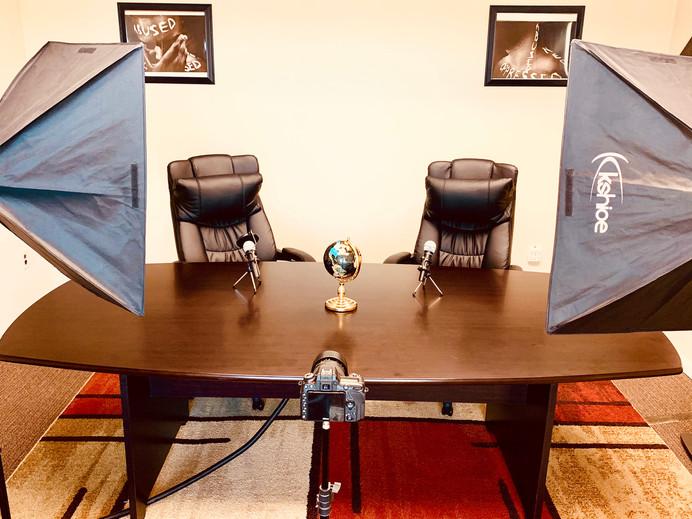GENG Production Lounge - SCHEUgENG Creative Studios