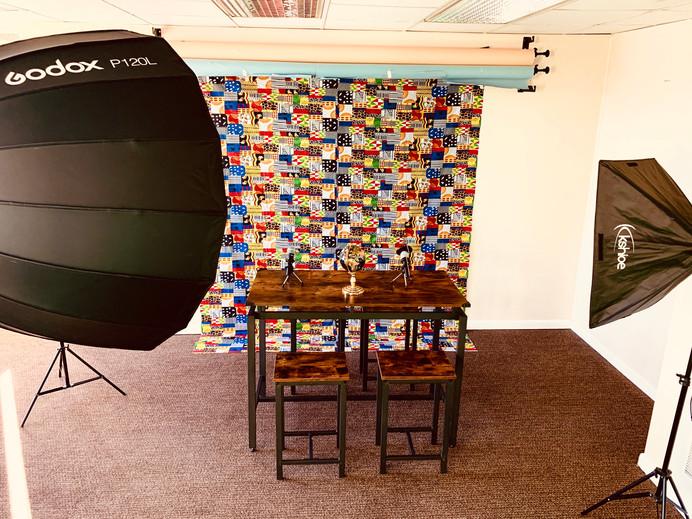 GENG Production Lounge - SCHEUgENG Creative Studio