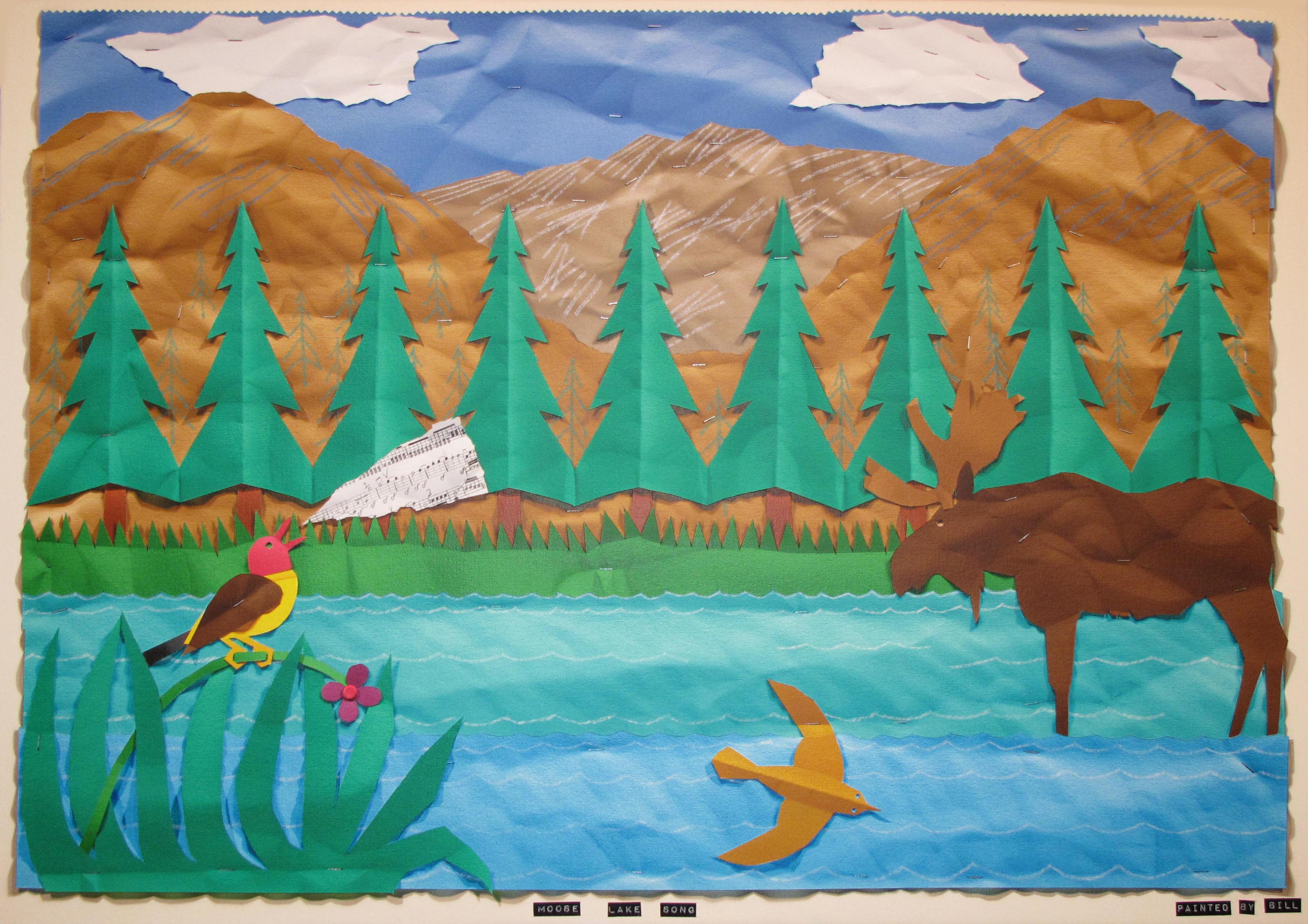 Moose Lake Song