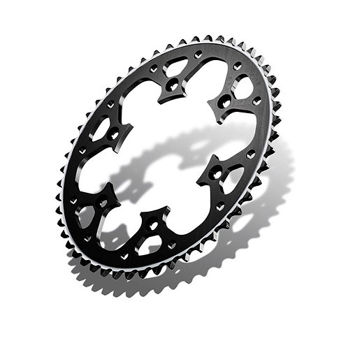 SPROCKET REAR RADIALITE KAWASAKI KX125/250 80-08, KX250F/450F 04-19 49T BLACK