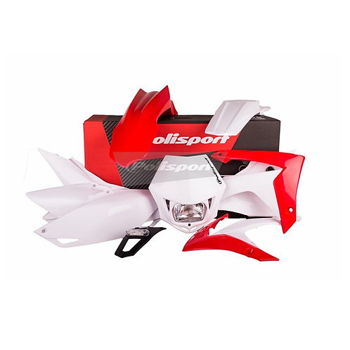 BOX KIT ENDURO HONDA CRF450R 13-16 (OEM 13-16) CRF250R 14-16 (OEM 14-16)