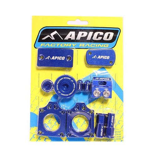 FACTORY BLING PACK SUZUKI RM-Z250 07-18, RM-Z450 05-18 BLUE