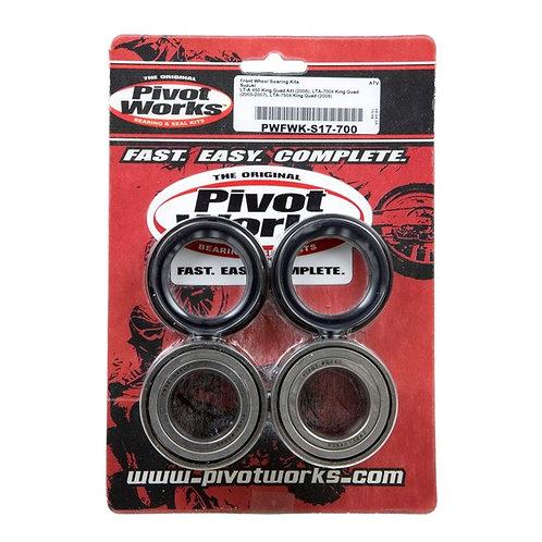 PIVOT WORKS FRONT WHEEL BEARING KITS HONDA/KTM CR125/250/500 95-07, CRF250R/450R