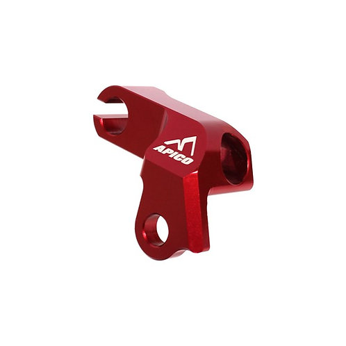 CLUTCH CABLE GUIDE CNC HONDA CRF450R 09-16 RED