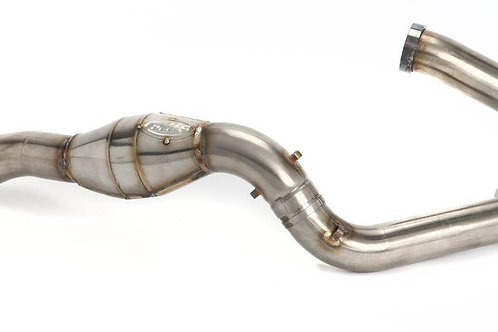 14-17 CRF250R MEGABOMB SS FMF HEADER 041519 EXHAUST PIPE