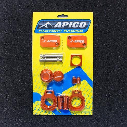FACTORY BLING PACK KTM SX125/150 16-19, SX250 14-19, SX-F250/350/450 14-19 ORANG