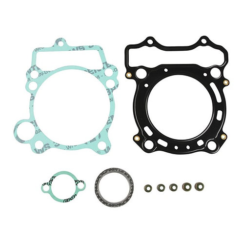 GASKET TOP SET YAMAHA YZ250F 01-13 W/OUT VALVE COVER GASKET