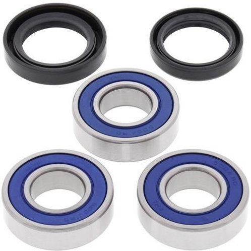 WHEEL BEARING KIT REAR HONDA CR125-250 90-99, CR500 90-01 (R)