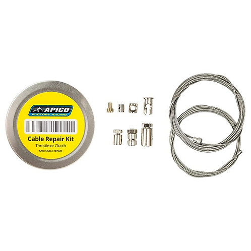 CABLE REPAIR KIT FOR THROTTLE/CLUTCH