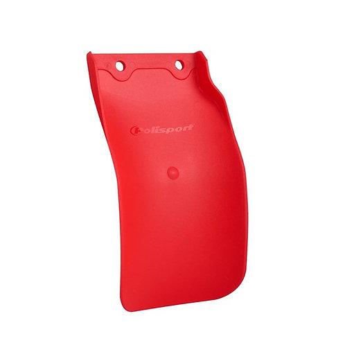 SHOCK GUARD HONDA CRF250R 10-13, CRF450R 09-12 Red