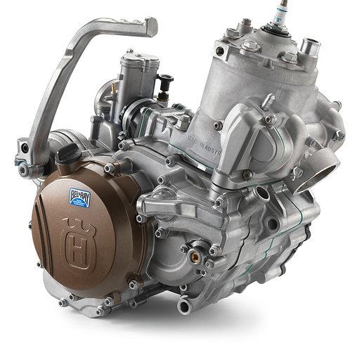 2 stroke engine rebuild
