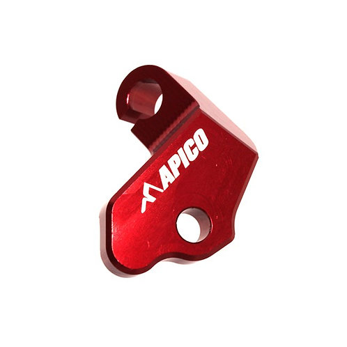 CLUTCH CABLE GUIDE CNC HONDA CRF450R 17-18, CRF450RX 17-18 RED