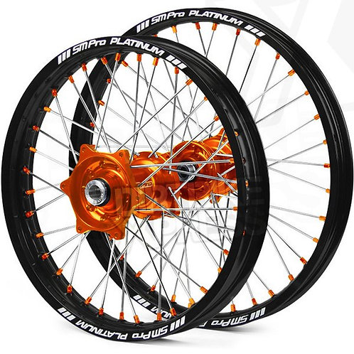 KTM SM Pro Orange and black wheels