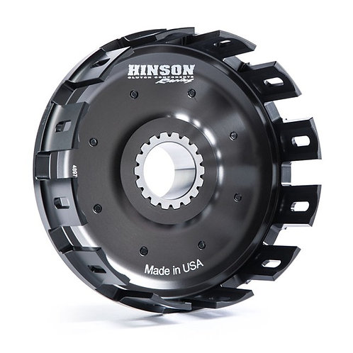 CLUTCH BASKET WITH RUBBERS HONDA CRF450R 2008 ONLY