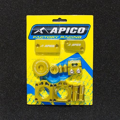 FACTORY BLING PACK SUZUKI RM-Z250 07-18, RM-Z450 05-18 GOLD