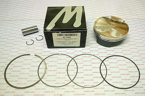 PISTON KIT SX-F450 KTM HC 97 FORGED WOSSNER 8715DC