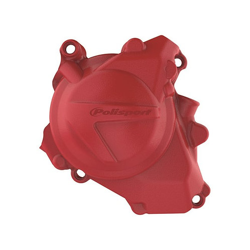 IGNITION COVER PROTECTOR HONDA CRF450R/RX 17-18 Red