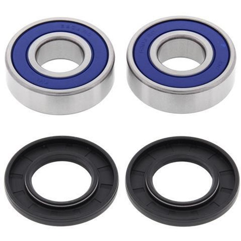 WHEEL BEARING KIT FRONT KAWASAKI KX125-250 85-92, KX500 85-93 (R)