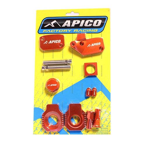 FACTORY BLING PACK KTM SX-F250 06-10, EXC-F250 06-10 ORANGE (R)