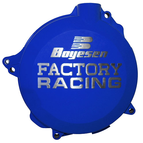 CLUTCH COVER YAMAHA YZ125 05-19 BLUE