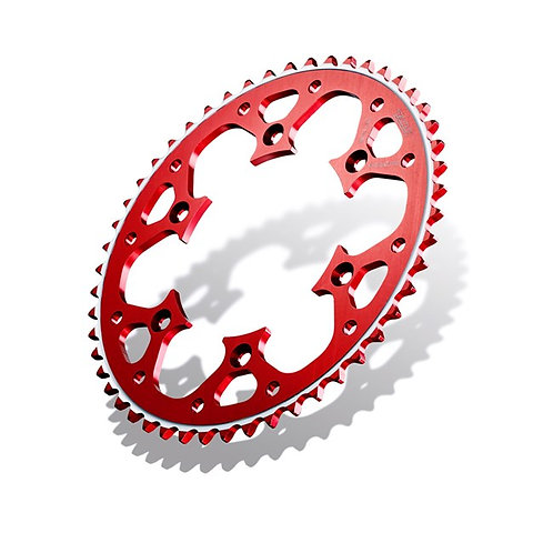 SPROCKET REAR RADIALITE HONDA CR/CRF 125/250/450 >19 49T RED