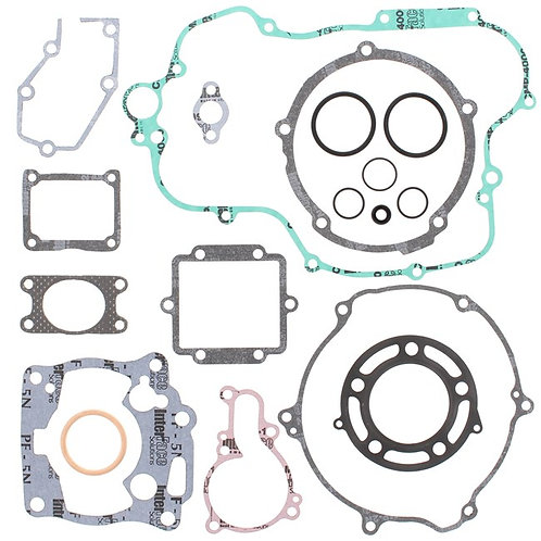 GASKET FULL SET KAWASAKI KX125 98-00 (808427)