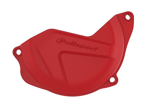 CLUTCH COVER PROTECTOR HONDA CRF450R 10-16 Red