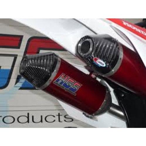 HGS Exhaust Honda CRF250 2004-2019