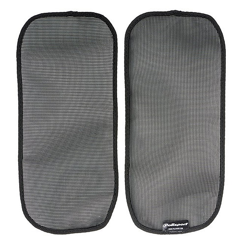 MESH COVERS FOR RAD LOUVRES HONDA CRF450R 09-12