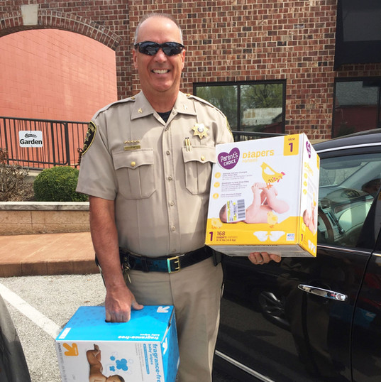 CWS Rotary - Sheriff Joe Lewis 2019-1.jp