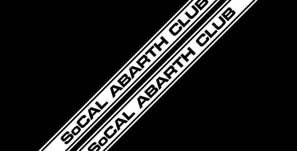 Socal Abarth Club Banner