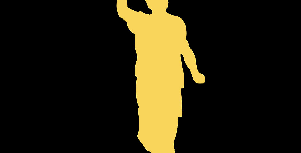 Angel Moroni Decal