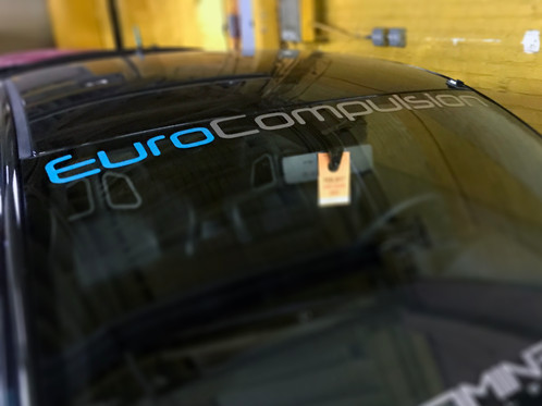 Specifically designed for the fiat 500 windshield help support eurocompulsion and order a windshield banner for your car these decals are cut out of 6