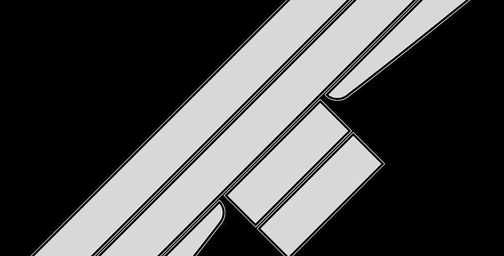 FIAT 500 Tribute Stripes (Regular)