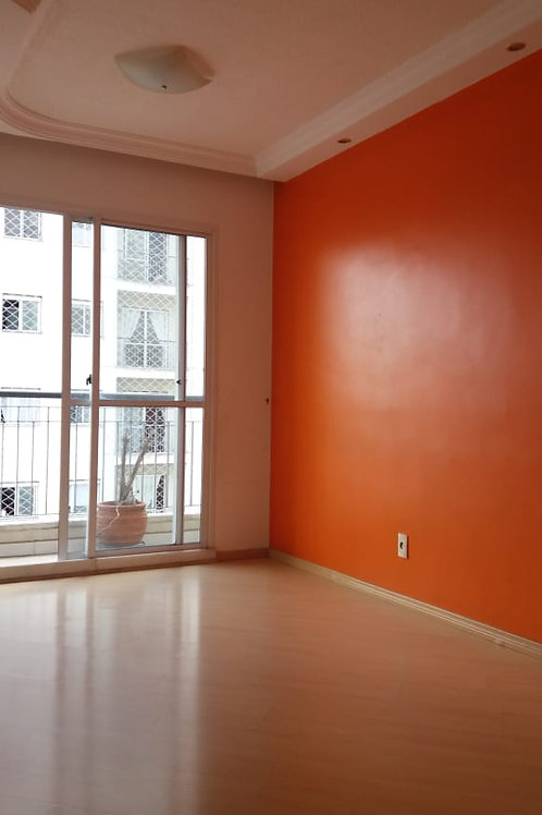Lauzane Paulista (2 Dorms. + Sala com Sacada) Academia